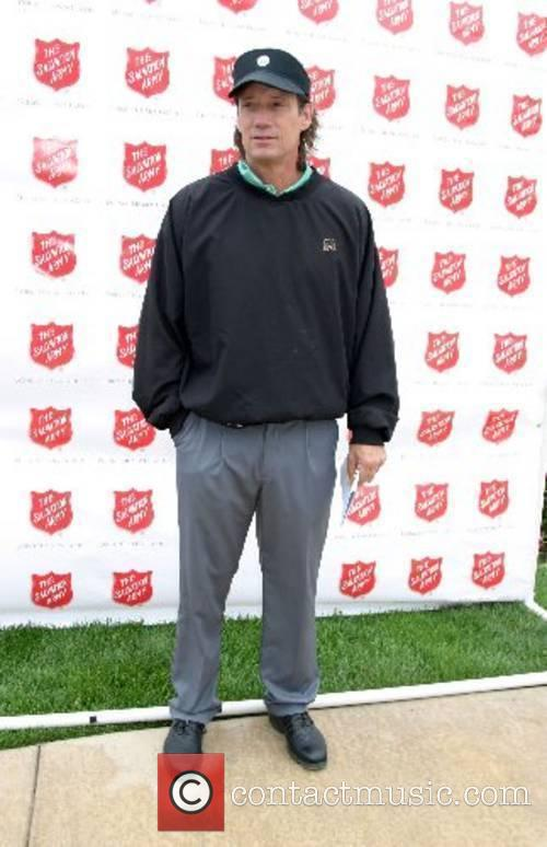 Kevin Sorbo The Salvation Army Celebrity Invitational Golf...
