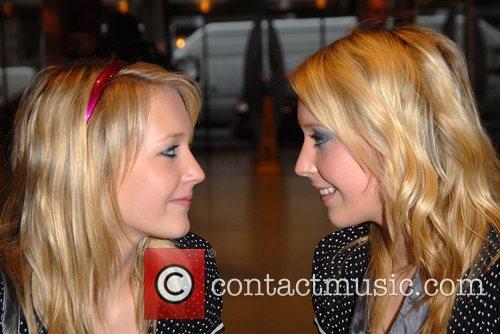 'Big Brother 8' contestants Samantha Marchant and Amanda...