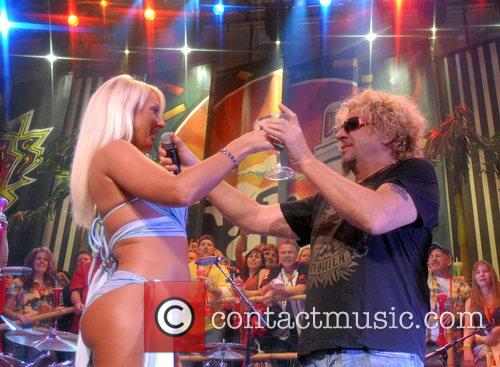 Sammy Hagar and Chad Smith 1