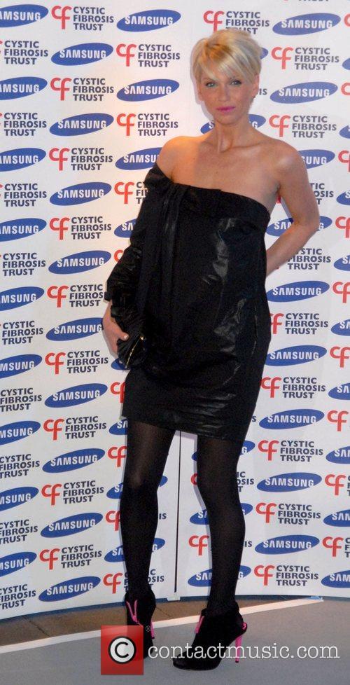 Sarah Harding Samsung gala dinner in aid of...