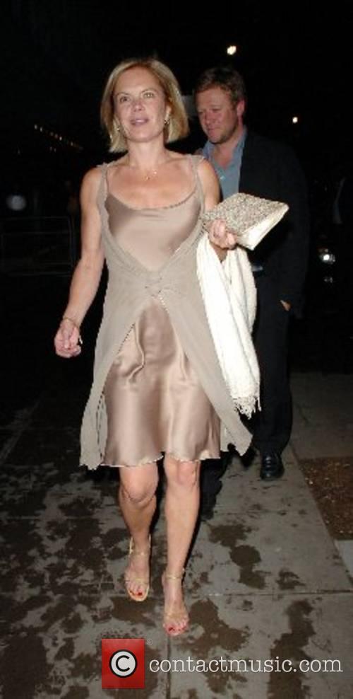 Mariella Frostrup An Evening At Sanderson charity reception...