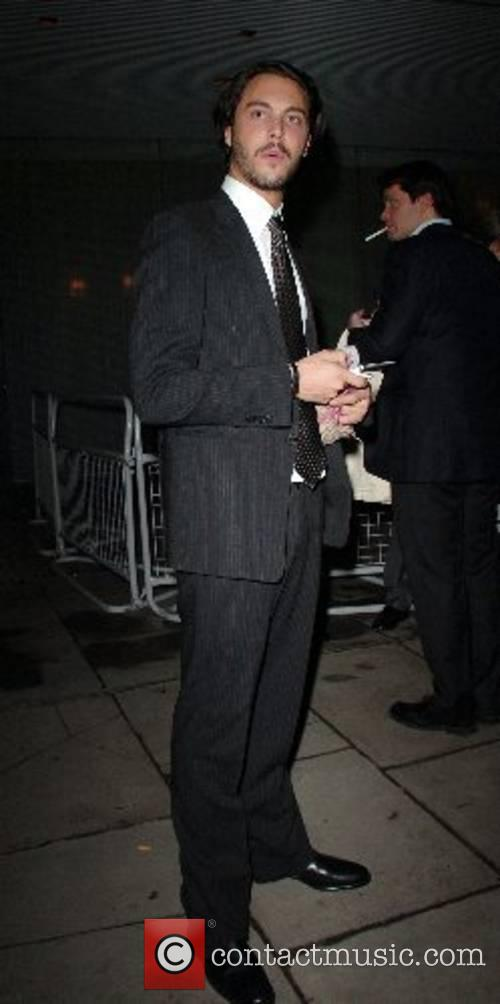 Jack Huston An Evening At Sanderson charity reception...