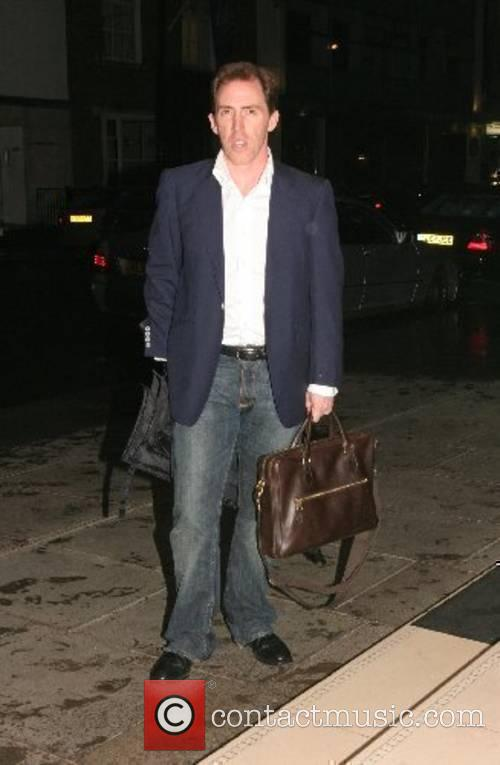 Rob Brydon An Evening At Sanderson charity reception...