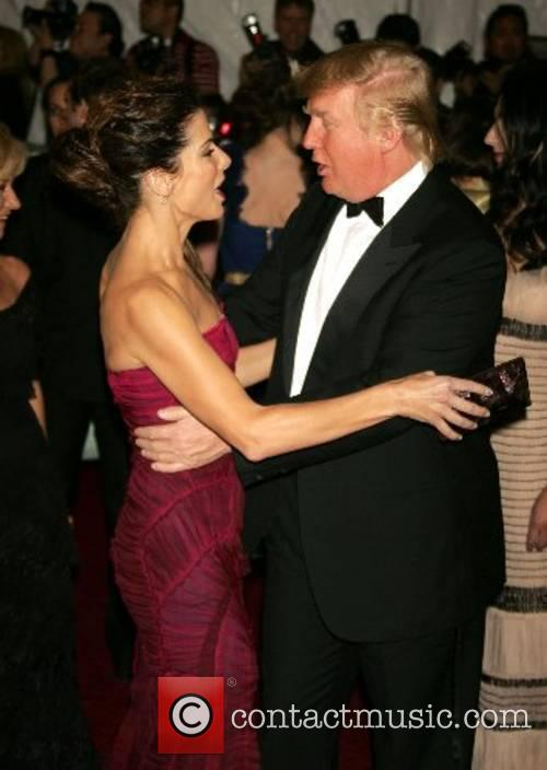 Sandra Bullock and Donald Trump 'Poiret: King of...