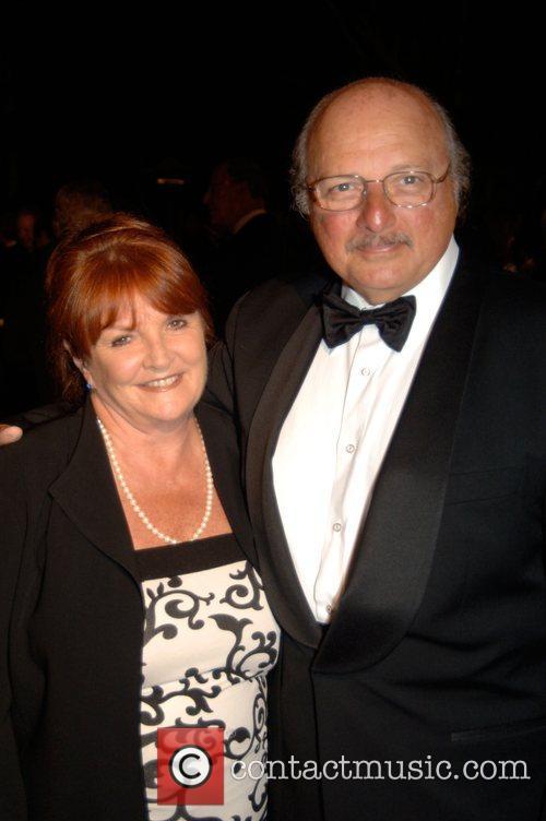 Dennis Franz and wife Joane Franz The Santa...