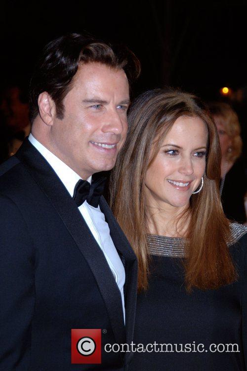 John Travolta and Kelly Preston The Santa Barbara...