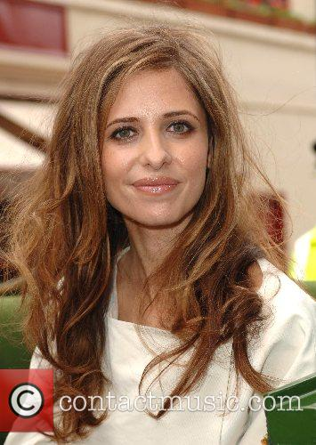 Sarah Michelle Gellar and Harrods 1