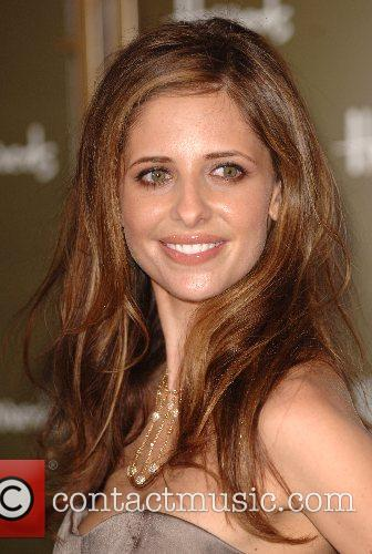 Sarah Michelle Gellar and Harrods 8