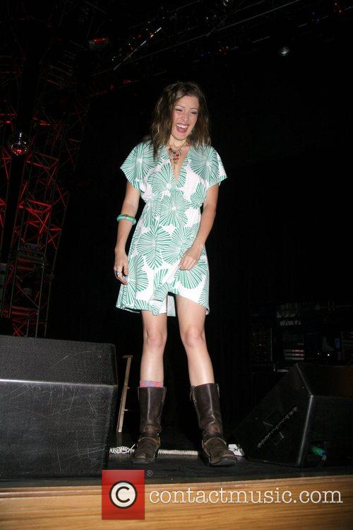 New Country Artist Sarah Buxton Performs at the