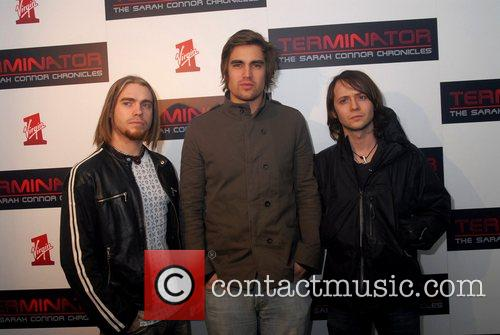 Charlie Simpson and Virgin 3
