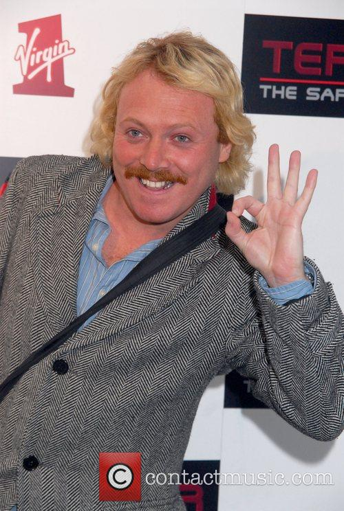 Leigh Francis and Virgin 2