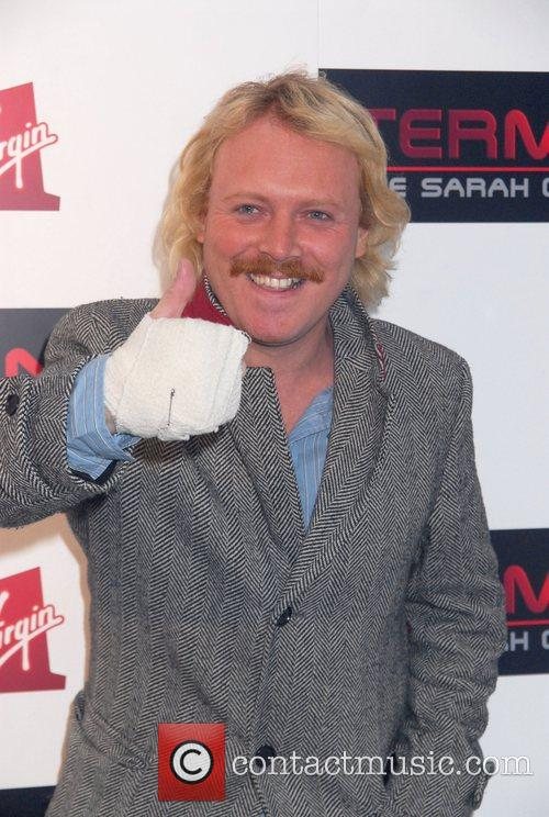 Leigh Francis and Virgin 1