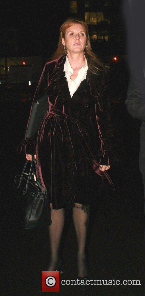 Sarah Ferguson and The Duchess Of York