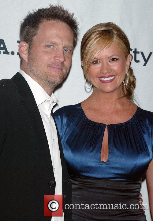 Keith Zubchevich and Nancy O'Dell Sarah Silverman Concert:...