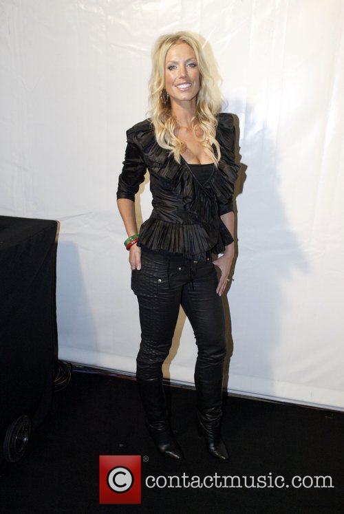 Annalise Braakensiek Australian Fashion Week - Day 4...