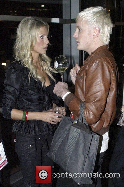 Annalise Braakensiek and guest Australian Fashion Week -...