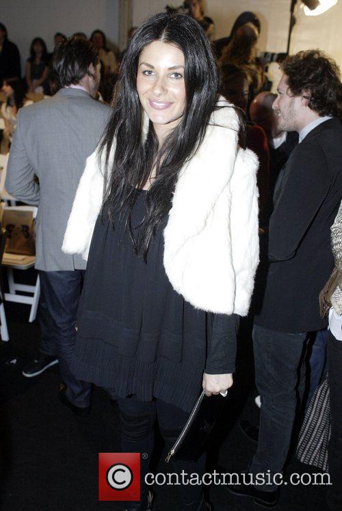 Camilla Freeman Australian Fashion Week - Day 4...
