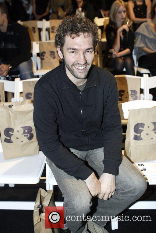 Nash Edgerton Australian Fashion Week - Day 4...