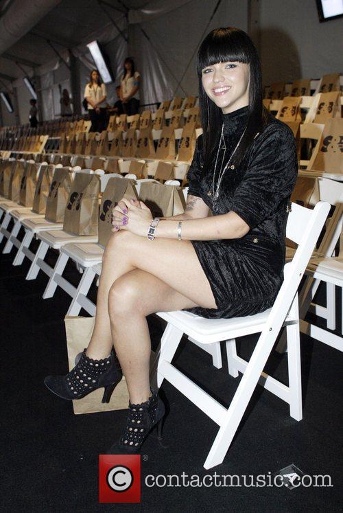 Ruby Rose Australian Fashion Week - Day 4...