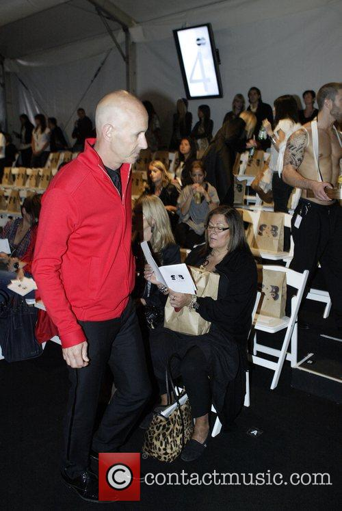 Simon Lock Australian Fashion Week - Day 4...