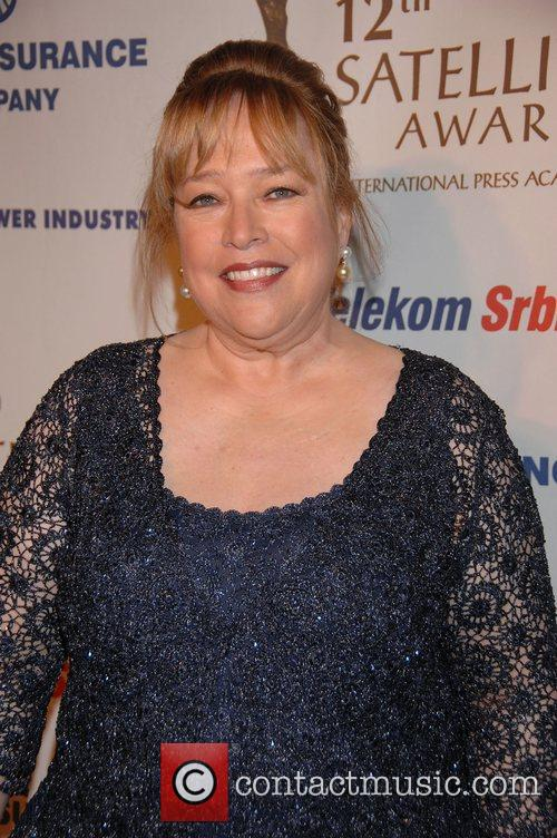 Kathy Bates wins the Mary Pickford Award. 12th...