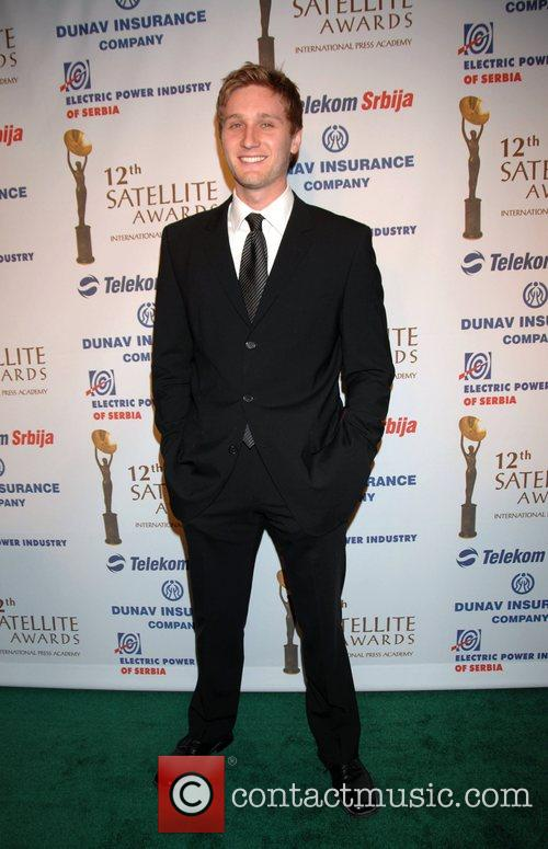 Aaron Staton 12th annual Satellite Awards held at...