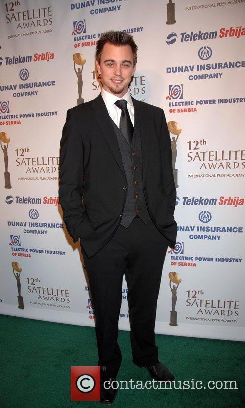 Darin Brooks 12th annual Satellite Awards held at...