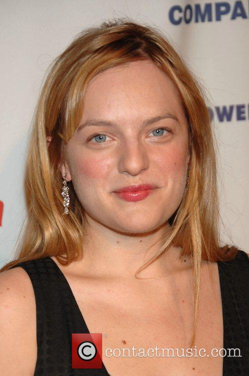 Elizabeth Moss 12th annual Satellite Awards held at...