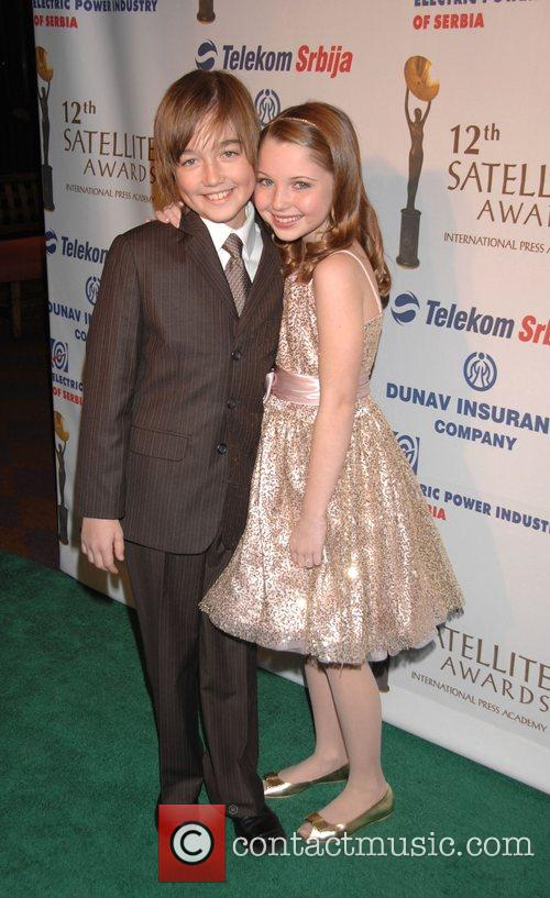 Field Cate & Sammi Hanratty 12th annual Satellite...