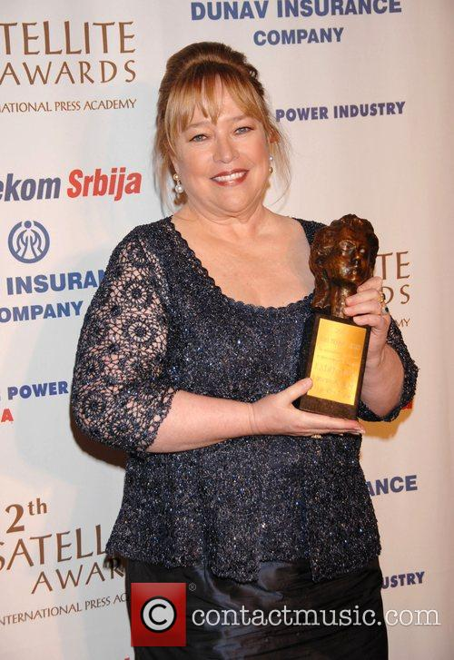 Kathy Bates 12th annual Satellite Awards held at...