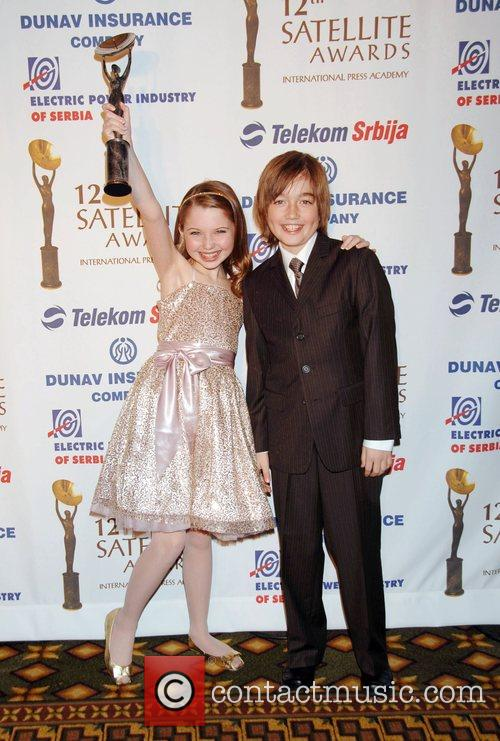 Sammi Hanratty and Field Cate 12th annual Satellite...