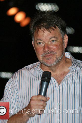 Jonathan Frakes, Las Vegas and Star Trek