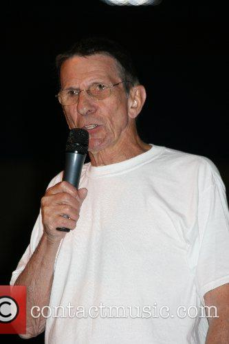 Leonard Nimoy, Las Vegas and Star Trek 10