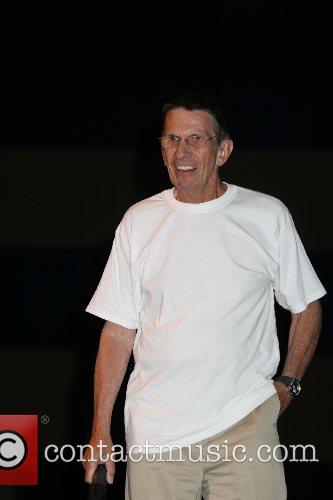 Leonard Nimoy, Las Vegas and Star Trek 8