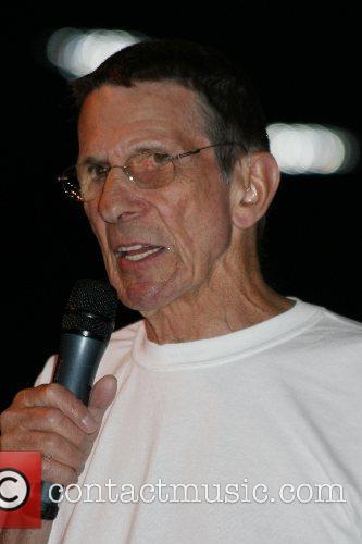 Leonard Nimoy, Las Vegas and Star Trek 6
