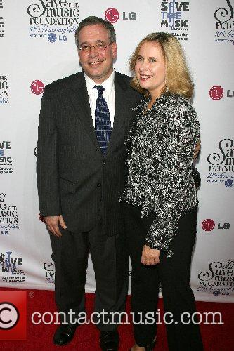 Scott Stringer and guest VH1's Save The Music...