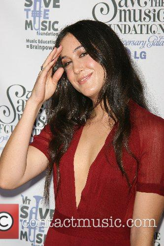 Vanessa Carlton VH1's Save The Music Foundation 10...