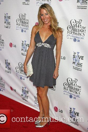 Amy Crowley VH1's Save The Music Foundation 10...