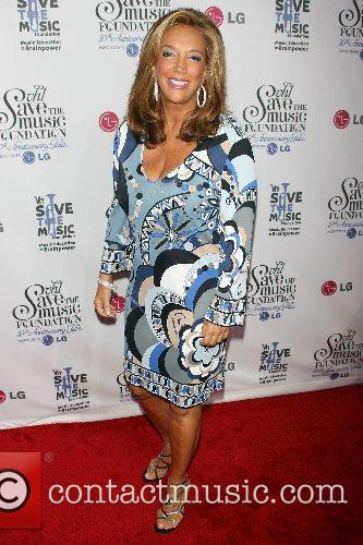 Denise Rich VH1's Save The Music Foundation 10...