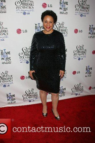 Dr. Sheila Johnson  VH1's Save The Music...