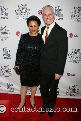 Dr. Sheila Johnson, Tim Gunn VH1's Save The...