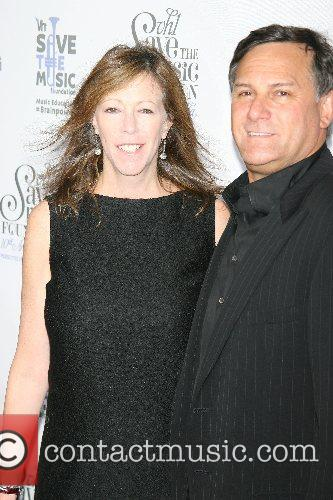 Jane Rosenthal, Craig Hatkoff VH1's Save The Music...