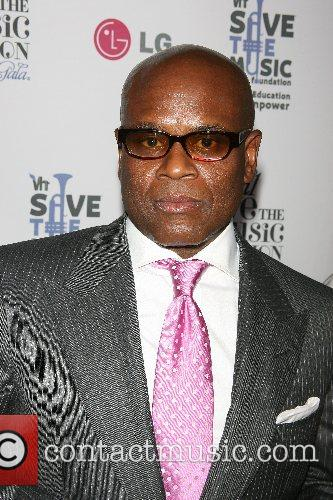 LA Reid VH1's Save The Music Foundation 10...