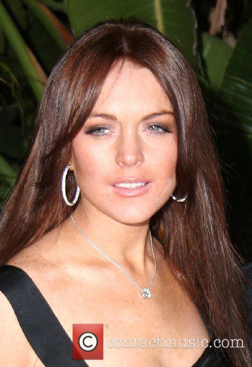Lindsey Lohan  Scandanavian Style Mansion Los Angeles,...