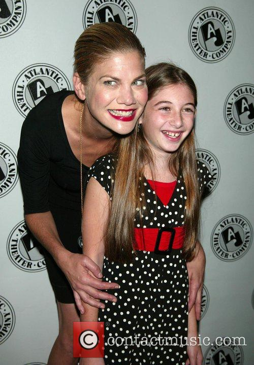Kristen Johnston and Meredith Brandt Opening Night after...
