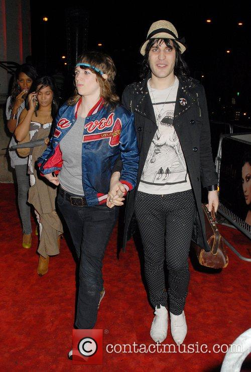 Noel Fielding and guest Launch party of the...