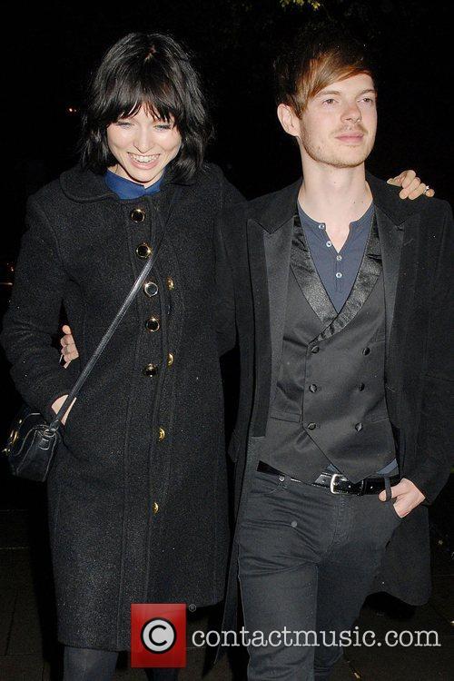 Sophie Ellis-Bextor and husband Richard Jones Launch party...