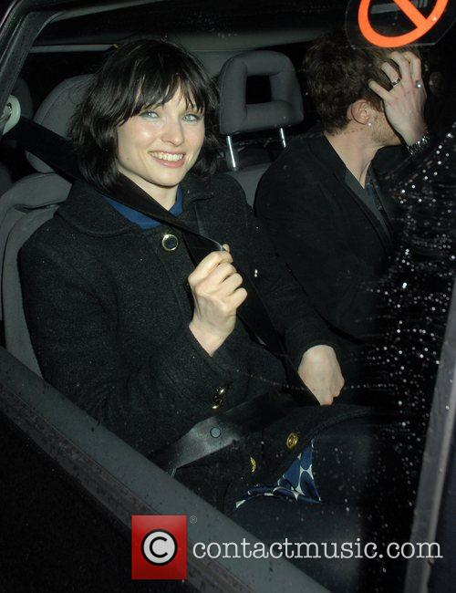 Sophie Ellis-Bextor Launch party of the new TV...