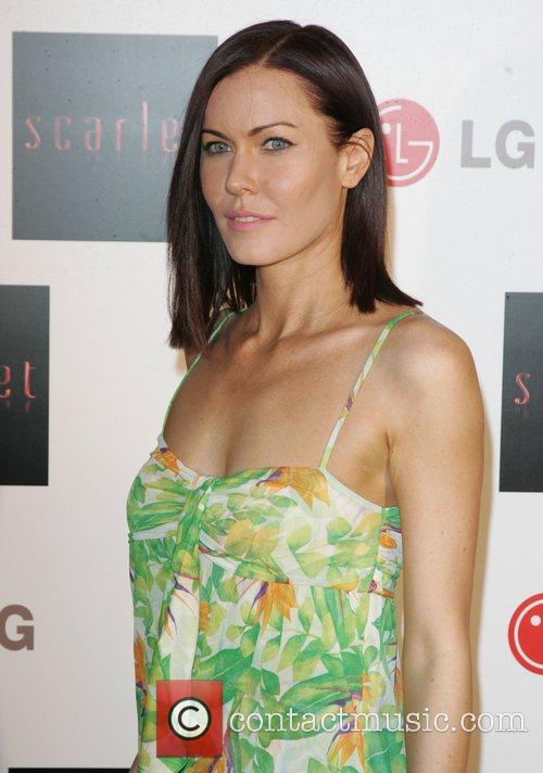 Linzi Stoppard,  Launch party of the new...
