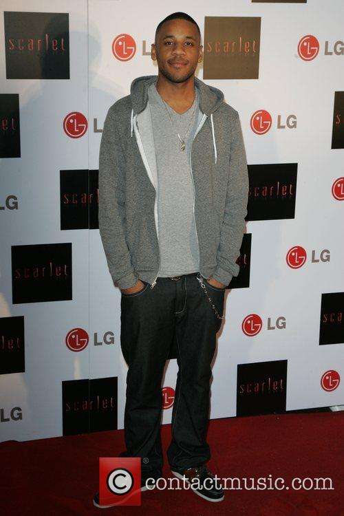Reggie Yates,  Launch party of the new...
